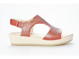 PIKOLINOS dámský sandál Mykonos W1G-1757 sandia (bordo)