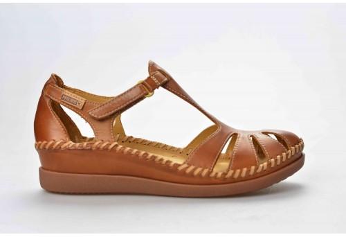 PIKOLINOS dámský sandál Cadaques W8K 0802 brandy