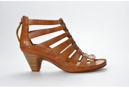 PIKOLINOS dámský sandál Java W5A-1701 brandy