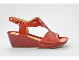 PIKOLINOS dámský sandál Margarita 943-1607 coral (červená)