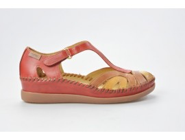 PIKOLINOS dámský sandál Cadaques W8K-1569C1 coral (červená)