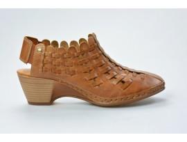 PIKOLINOS dámský sandál Romana W9X-1745 brandy