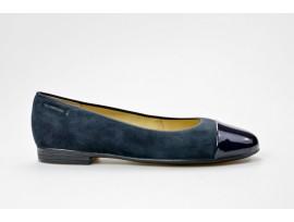 SALAMANDER dámská balerínka 32-41305-82 modrá