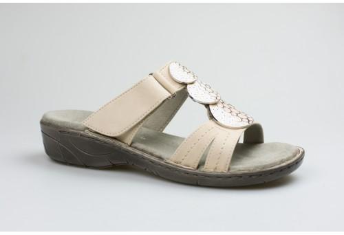 JENNY dámská letní pantofle 57285-78 plush