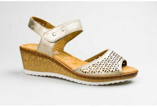 JENNY dámská letní sandále 56739-08 Cotton