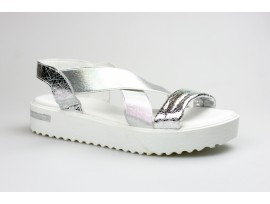 TAMARIS dámský sandál 28219-28 silver