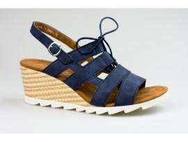 JENNY dámská letní sandále 55244-08 Indigo