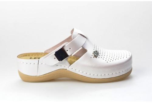LEONS dámská pantofel relaxační Luna 900 perla