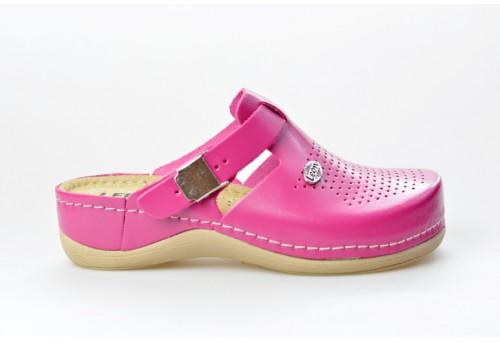 LEONS dámská pantofel relaxační Luna 900 růžová