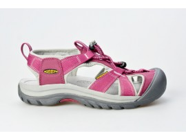 KEEN dámský sandál 1012238 Venice H2 red/grey