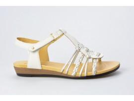 PIKOLINOS dámský sandál Alcudia 816-0509 C3 nata/carrara