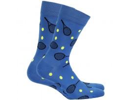 Ponožka pánská tenis Wola W94.N03 532 modrá