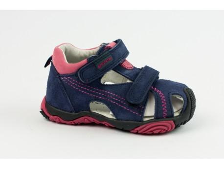f1f30cff25a3 PROTETIKA dětský sandál LARIS fuxia