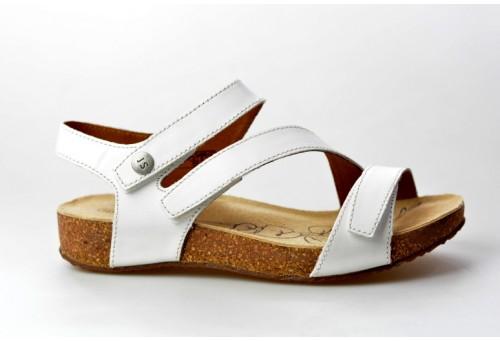 JOSEF SEIBEL dámský sandál 78519-43 Tonga 25 bílá