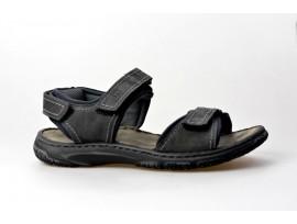JOSEF SEIBEL pánský sandál 27606-TE796 Carlo 06 titan