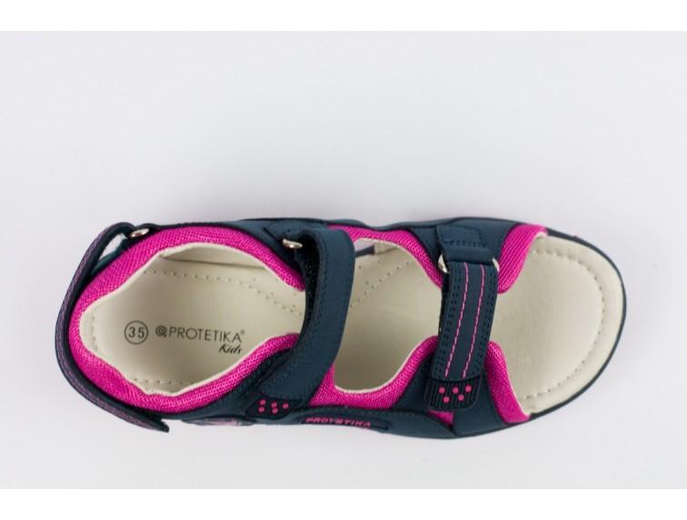 974cbc4e1daa PROTETIKA dětský sandál JONAS růžová