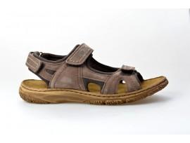 JOSEF SEIBEL pánský sandál 27603-TE796 Carlo 03 brasil/kombi