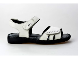 JOSEF SEIBEL dámský sandál 73715-905 Lisa 01 bílá