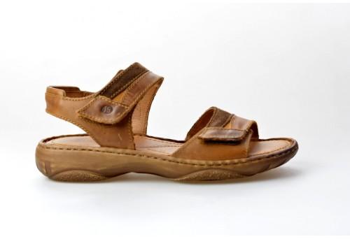 JOSEF SEIBEL dámský sandál 76719-44 Debra 19 přírodní