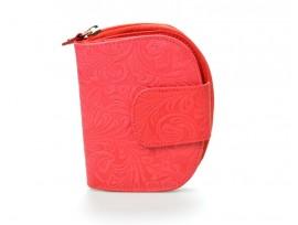 DD peněženka dámská kožená D 191-37 sv.červená