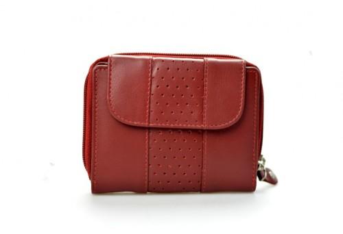 DD peněženka dámská kožená I 2094-08 bordo