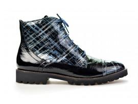 PIAZZA dámský zimní kotník 991197-5 černo/modrá