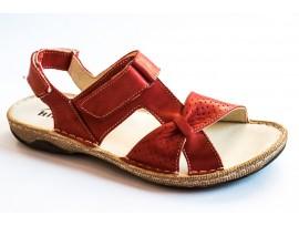 HILBY dámský sandál H-J/05 červená