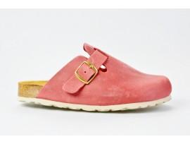BIO LIFE zdravotní pantofle dámské 0005 Samba 376 červená