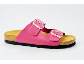 BIO LIFE zdravotní pantofle dámské 0014 Lena 349 fuxia