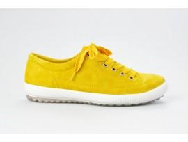 LEGERO dámská šněrovací teniska Tanaro 6-00820-62 žlutá