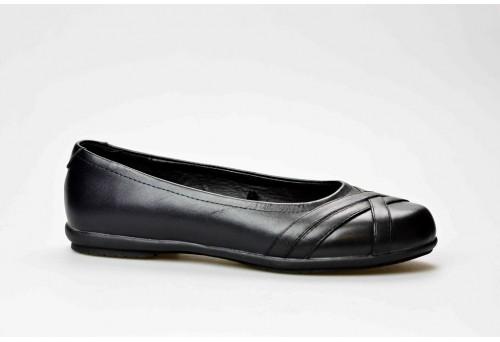 KANGOL dámská balerínka Lily Loafer 233168-03 black