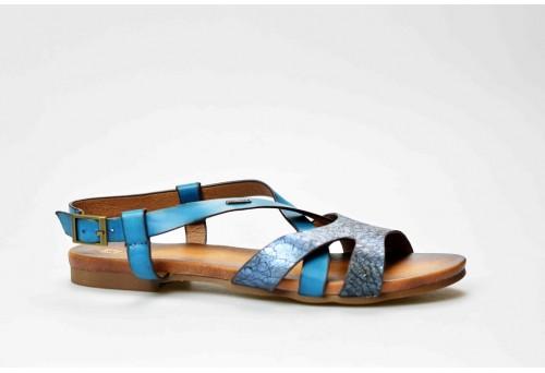BIG STAR dámský sandál U74136 modrá