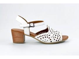 PIAZZA dámský sandál elegantní 911015-3 bílá