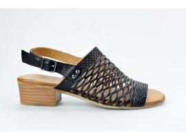 PIAZZA dámský sandál elegantní 911011-1 černá