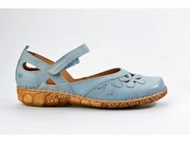 JOSEF SEIBEL dámský sandál 79541-727 Rosalie 41 sv.modrá