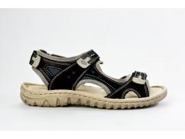 JOSEF SEIBEL dámský sandál 63817-904 Lucia 17 černá