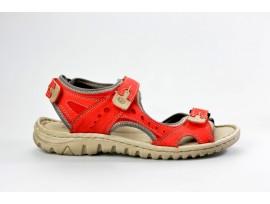 JOSEF SEIBEL dámský sandál 63817-904 Lucia 17 červená