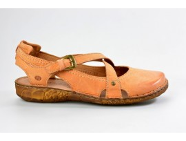 JOSEF SEIBEL dámský sandál 79513-95 Rosalie 13 orange