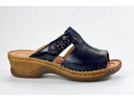 JOSEF SEIBEL dámský pantofel 56496 88 Catalonia 32 ocean