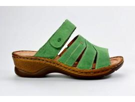 JOSEF SEIBEL dámský pantofel 56549 95 Catalonia 49 zelená