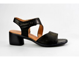 JOSEF SEIBEL dámský sandál 768602 192 Juna 02 černá