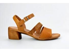 JOSEF SEIBEL dámský sandál 68601 193 Juna 01 camel