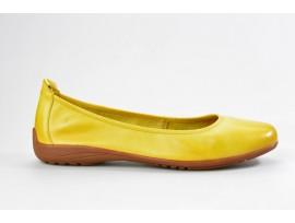 JOSEF SEIBEL dámská balerínka 74801 Fenja 01 žlutá