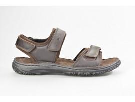 JOSEF SEIBEL pánský sandál 27611 Carlo 11 hnědá