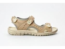 JOSEF SEIBEL dámský sandál 63817-904 Lucia 17 taupe