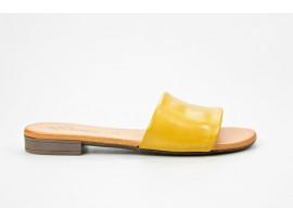PIAZZA dámská letní pantofel 900582-6 žlutá