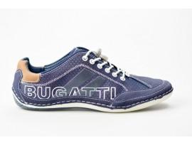 BUGATTI pánská polobotka 321-248009-54 modrá