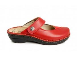 Batz dámské zdravotní pantofle Bali Red
