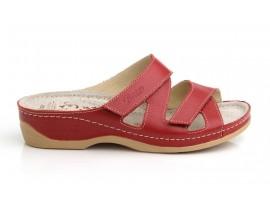 Batz dámské zdravotní pantofle Eni red