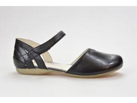JOSEF SEIBEL dámský sandál 87267-971 Fiona 67 černá